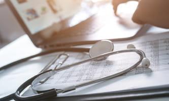 健康診断などの受診履歴管理