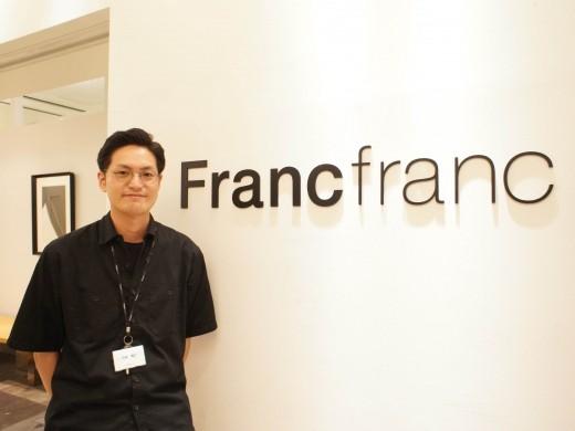 Francfranc様が、700名から2,200名にTUNAGの利用を拡大。<br>本社と店舗の情報共有を加速させ、生産性を大幅アップ